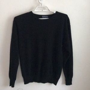 Burberry vintage cashmere size small sweater